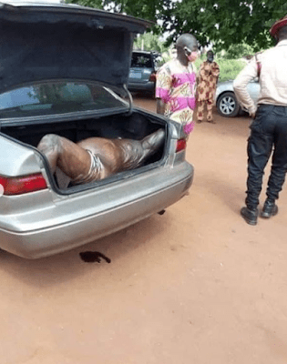 PHOTOS: Man Who Went Missing on May 18, Found Dead Inside His Car Trunk