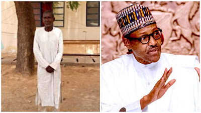 I Spoke Out Of Anger - 70-year-old Man Arrested For Insulting Buhari