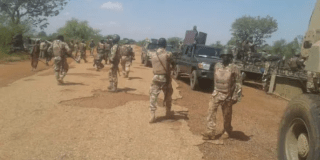 Troops Kill 134 Boko Haram/ISWAP Terrorists In Borno