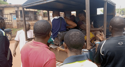 PHOTOS: Militias Attack Community In Benue, Leaves Many Injured