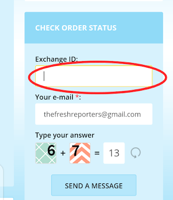 How to check order status on truexgold