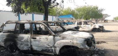 Boko Haram Kills 35, Attacks Police Station, UN Hub In Borno