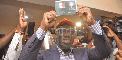 Obaseki Arrives PDP HQ For Screening