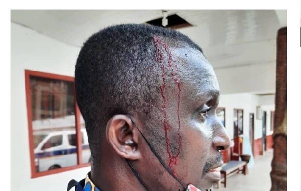 Ghanaian Students Beat Invigilators Over WASSCE Strict Supervision