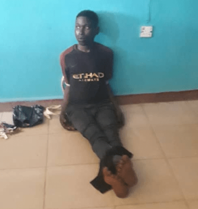 Oyo Serial Killer Has Been Re-arrested (photo)