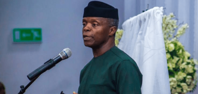 FG To Pay Private School Teachers and Artisans - Osinbajo