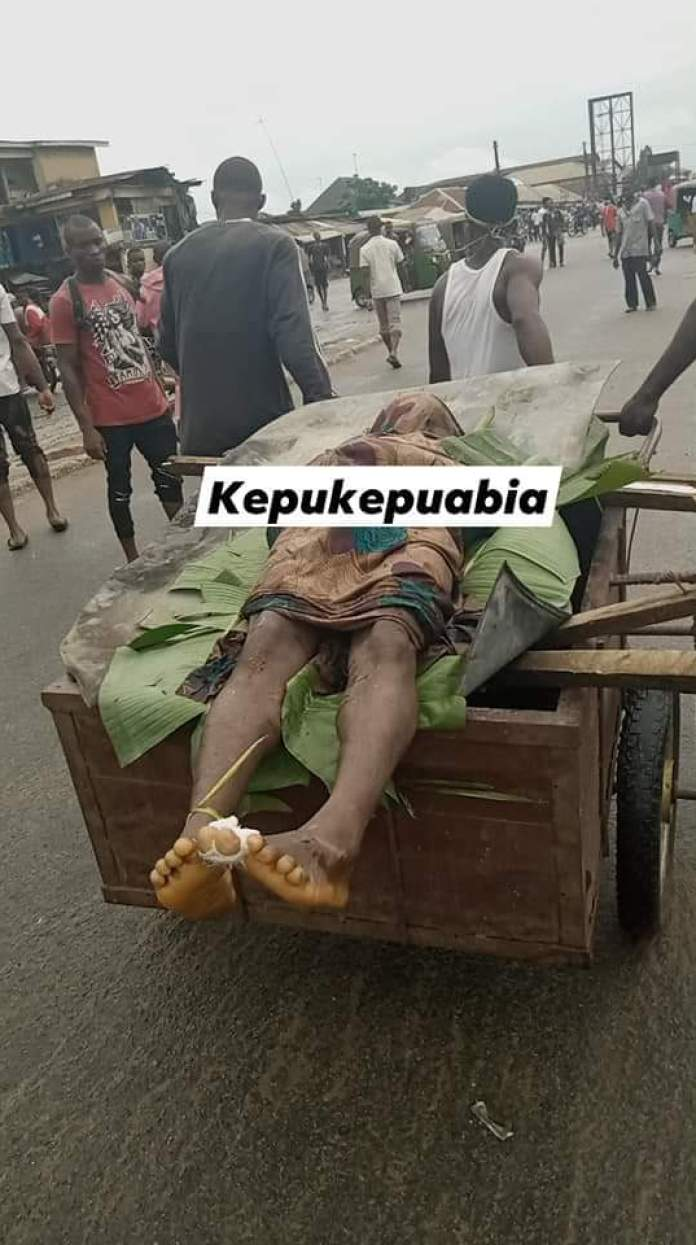 Civil Defence Officer Shoots Father Of 3 Dead In Abia