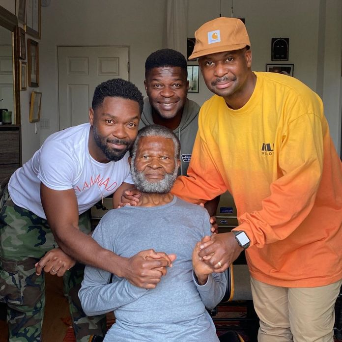 David Oyelowo Loses Father To Colon Cancer (Photos)