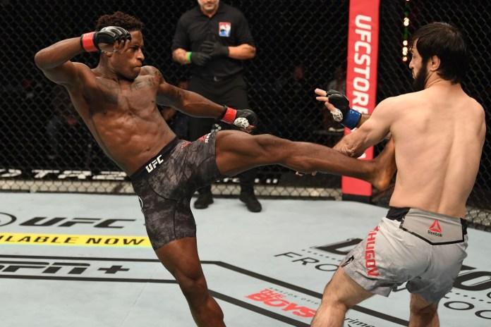 Another Nigerian, Hakeem Dawodu Beats Russian Opponent (Photos) 1
