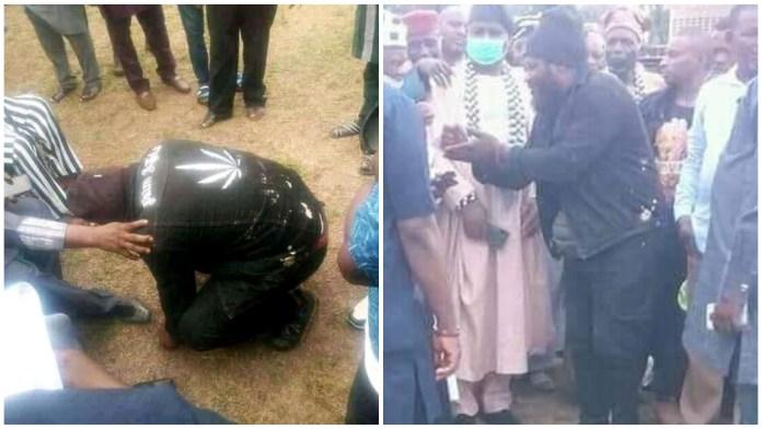Benue terrorist, Terwase 'Gana' Akwaza surrenders