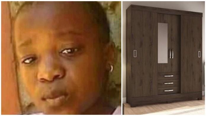 Missing 9-year-old Girl Found Dead In Man Wardrobe