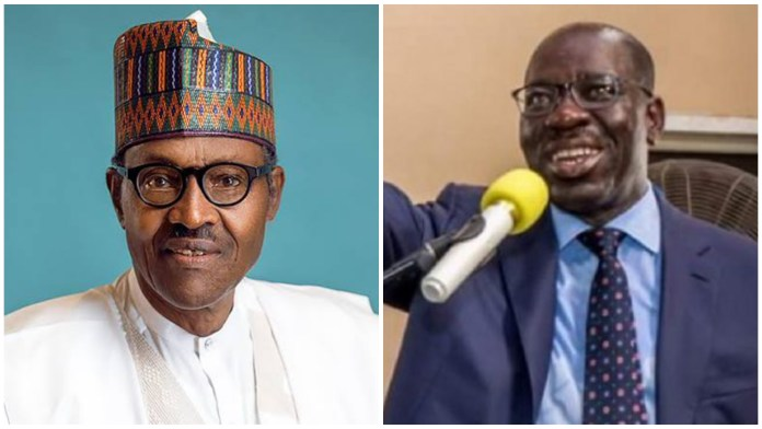 Buhari Reacts To Obaseki's Victory
