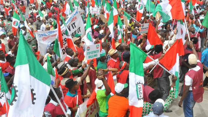 Strike Suspended!!! Labour Union Reaches Agreement With FG, See Details