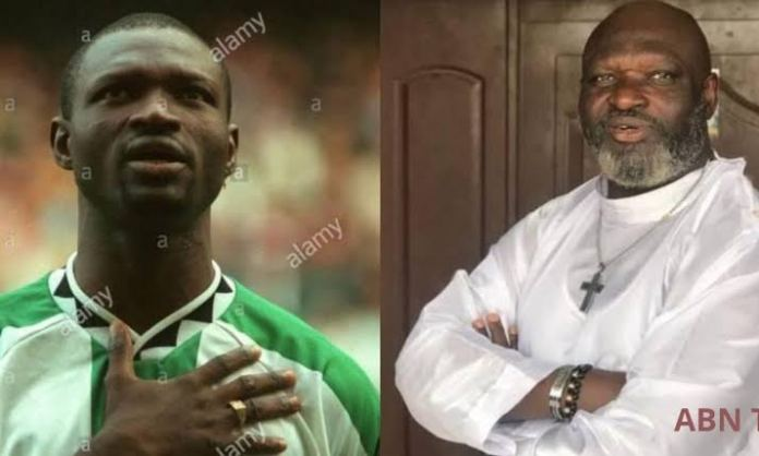 Bad day for Nigerian football as former Super Eagles star dies 1