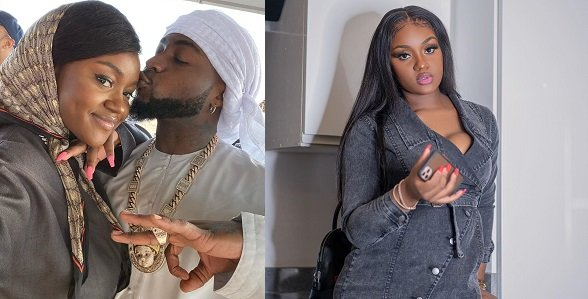 Davido's Fiancee, Chioma Allegedly Denied US Visa 8 Times Due To Past Criminal Record