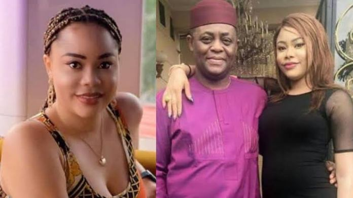 My Marraige Did Not Collapse, It Ended– Fani-Kayode's Estranged Wife Spesks