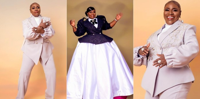 See Stunning Photos Of Nollywood Actress Mama Rainbow At 78