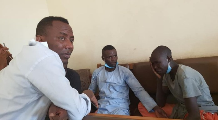 EndSARS Protesters Remanded In Prison Till January (Photos)