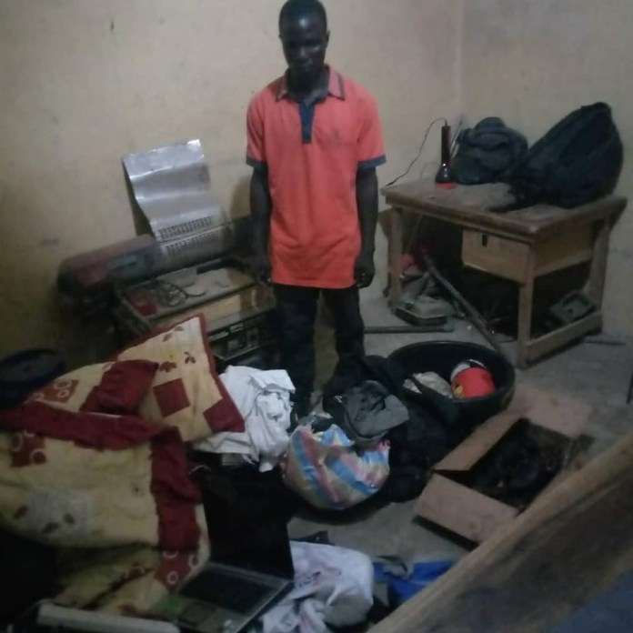 Househelp Kill Former Boss, Cart Away With Some Of His Belongings (Photos)