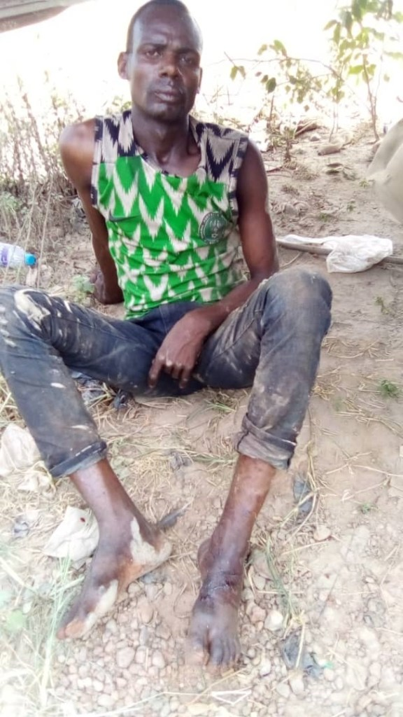 Police Arrests 5 For Invading Church And Robbing Members During Vigil (Photos)