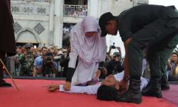 19-year-old Collapsed After He Was Lashed 146 Times For Raping A Child (Photos)