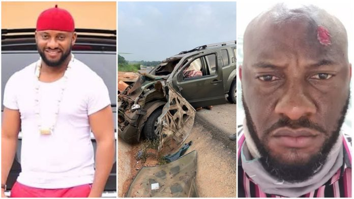 I Died In 2019 Car Crash But God Gave Me A Second Chance – Yul Edochie