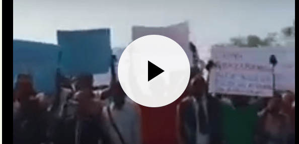 Abuja Newspaper Vendors Protest Over Killing Colleague By Speaker Aide (Video)