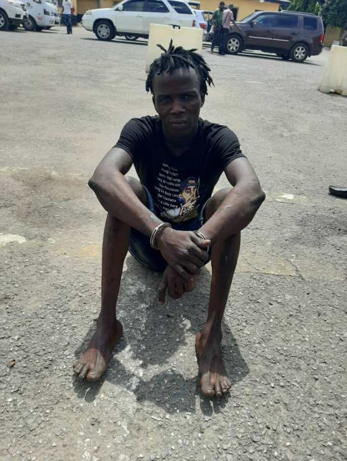 Police Arrests 14 Suspects For Various Crimes In Lagos (Photos)
