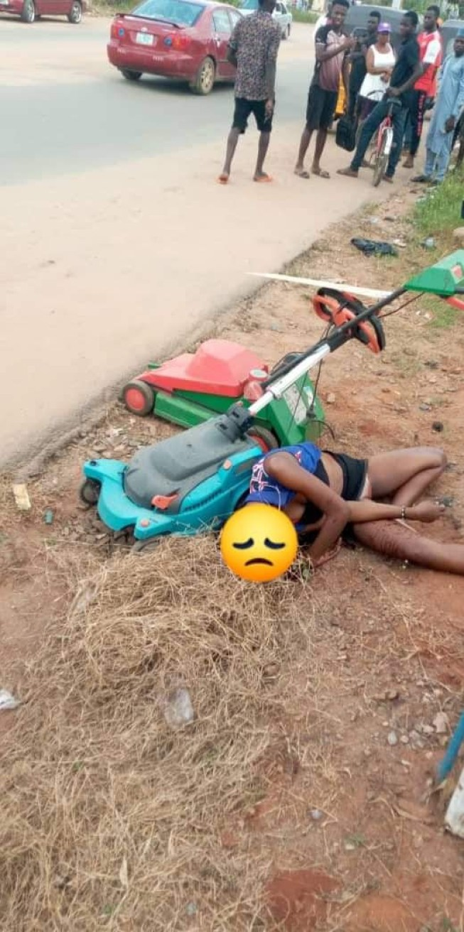 Gunmen Rob POS Operator Of Money, Other Valuables Then Killed Her (Graphic Photo)
