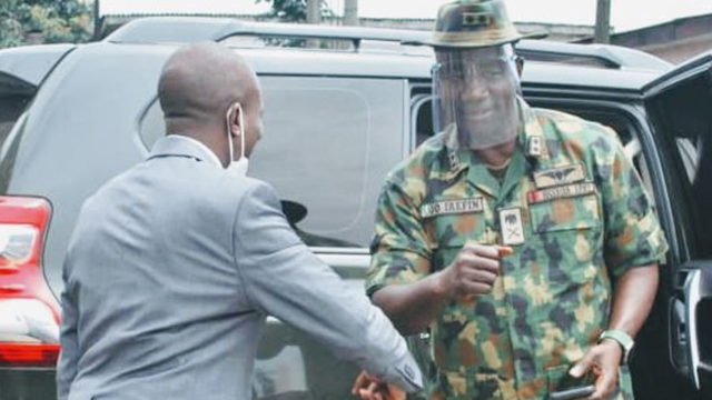 Nigerian Army Major-general Dies From COVID-19 Complications In Abuja
