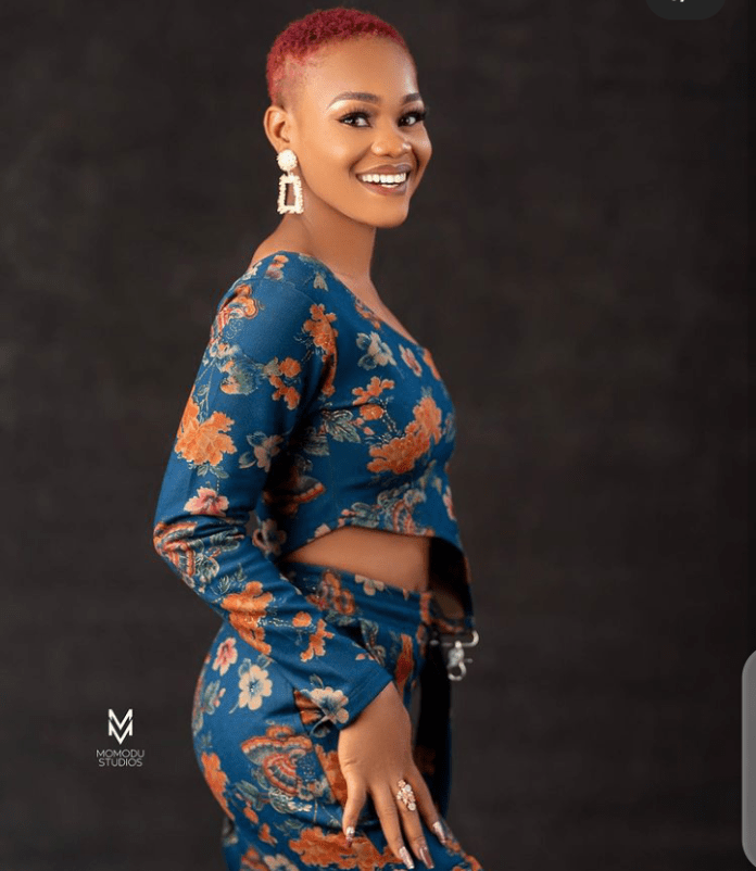 BBNaija Star, Nelson Shares Beautiful Pictures Of His Amputee Sister To Celebrate Her 21 Birthday