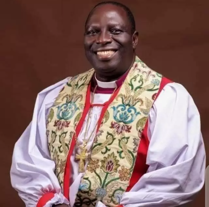 Anglican Bishop Suspended After He Was Caught In Bed With A Priest's Wife