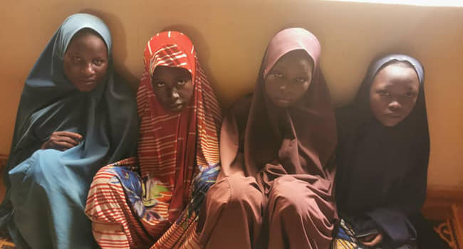 Police Operatives Rescue Four Abducted Young Women In Zamfara