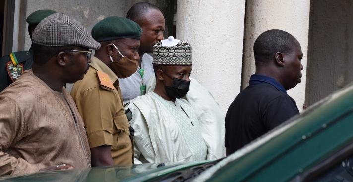 Farouk Lawan Bags Seven Years Imprisonment Over $3m Bribe