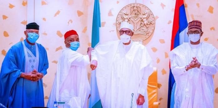 Buhari Reacts As Delta Senator, Peter Nwaoboshi Dumps PDP For APC