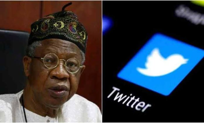 Twitter Ban: Nigerians Still Have Facebook, Instagram, WhatsApp… There's Freedom Of Speech- Lai Mohammed