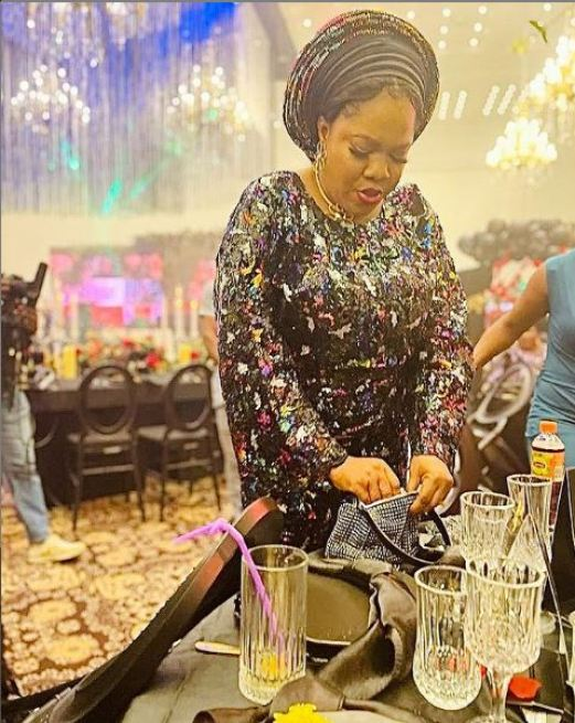 """[Photos]: """"Go And Bring Anyone You Think Is Finer Than Me"""" – Toyin Abraham brags Over Her Beauty"""