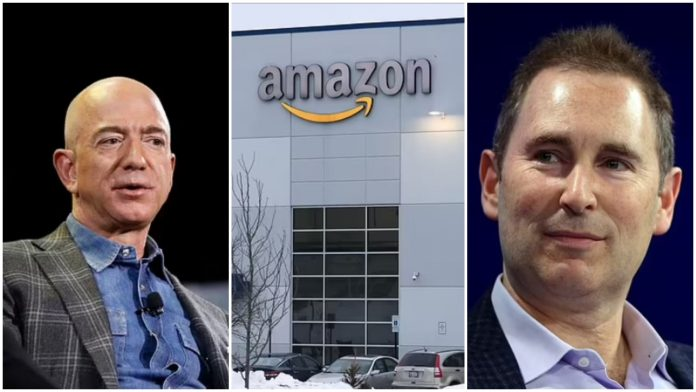 Jeff Bezos Hands Over Amazon CEO Role To Andy Jassy