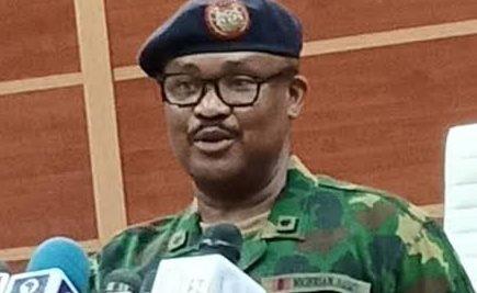 Defence Spokesman