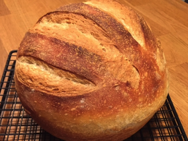 Sheldon's Sourdough Bread