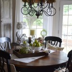 Via Dining Table Decor Everyday Look Tidbits Twine Freshsdg