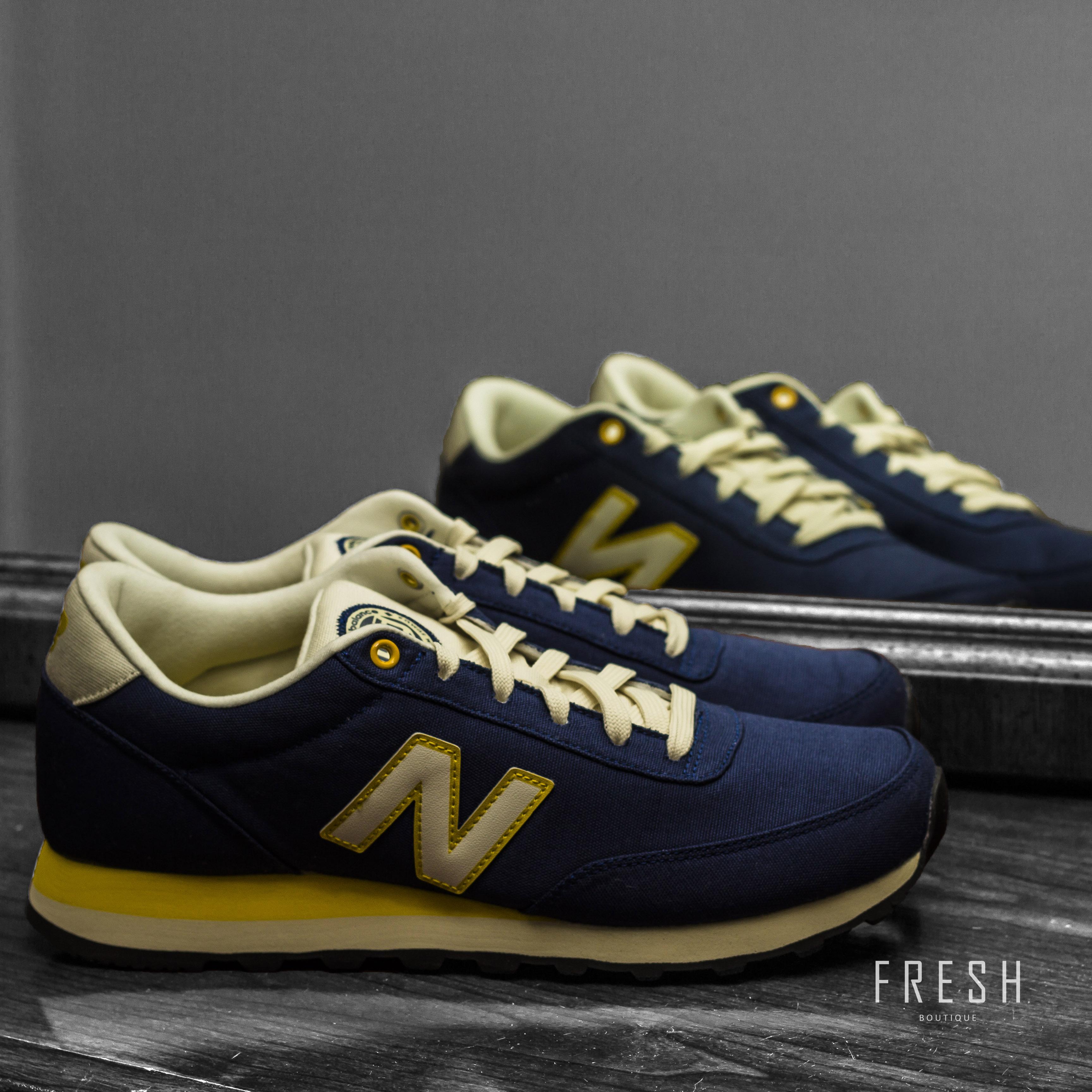 new balance 501 navy