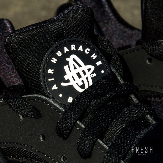 Nike Air Huarache Black 4