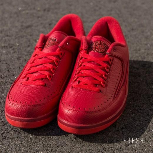 sports shoes bd1ff d28f2 Fresh Sneaker Boutique   Air Jordan 2 Retro Low - Gym Red ...