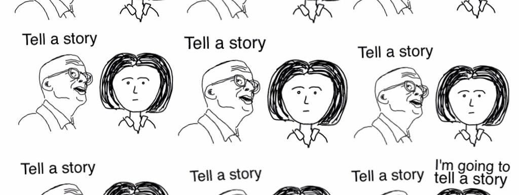 Ok Seth Godin, I'm going to tell a story