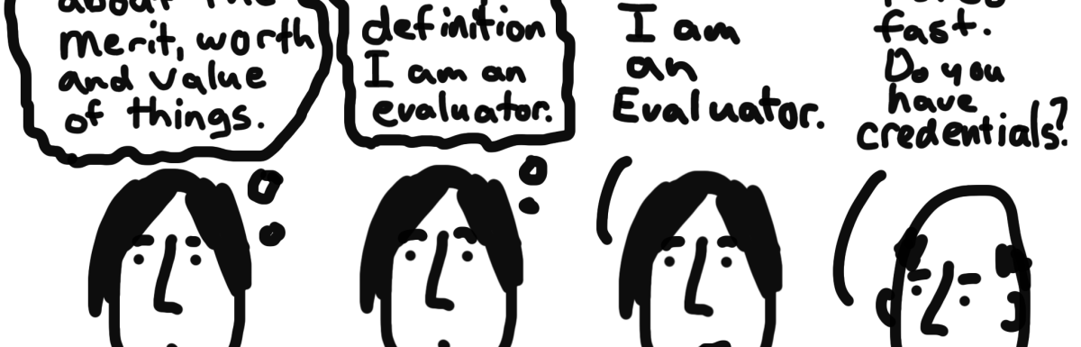 Professionalizing Evaluation
