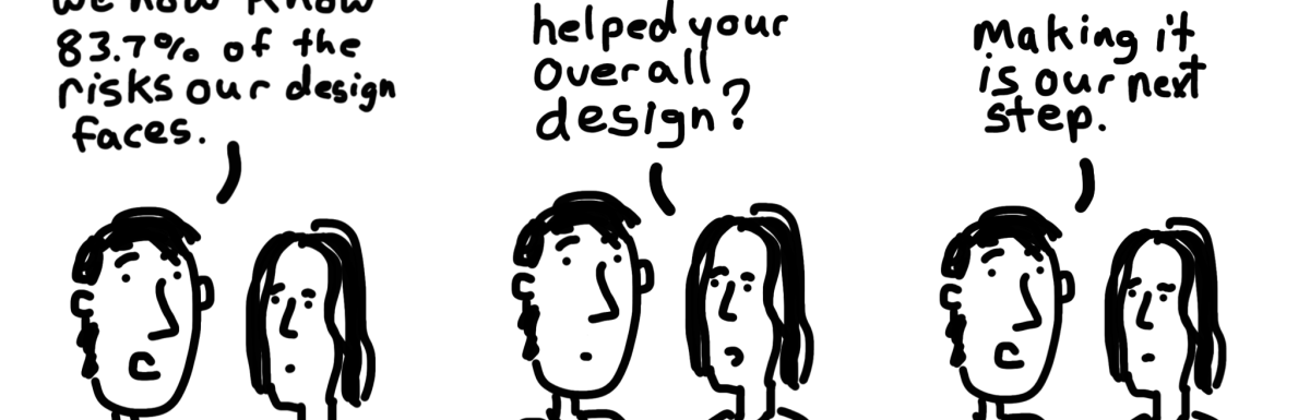 Krista Donaldson on taking risk out of the design process.