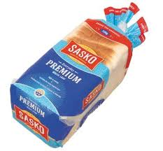 Sasko Premium White Bread Sliced