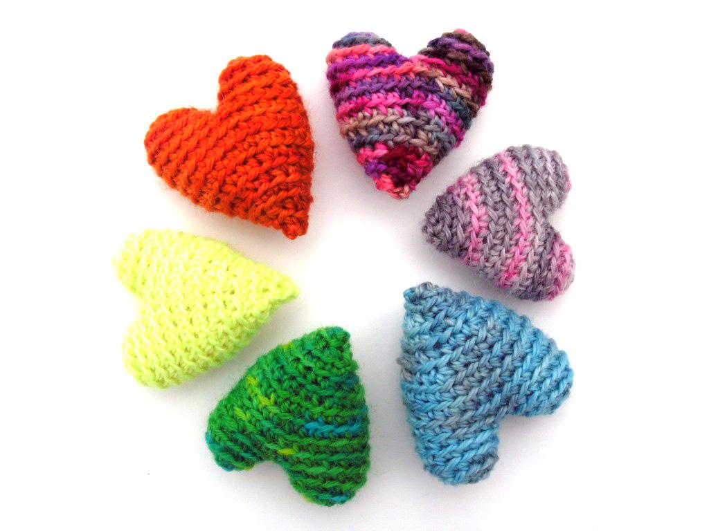 Free Hearts Crochet Pattern