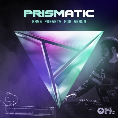 Prismatic Bass Presets For Serum WAV FXP